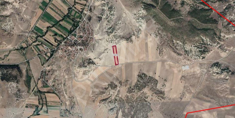 Odunpazarı Yenisofça Mahallesinde Satılık Tarla
