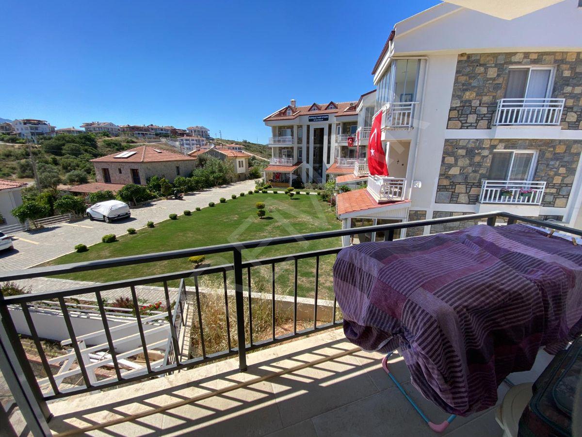 Premar Datça Burgaz'da Eşsiz Deniz Manzaralı 1+1 Daire