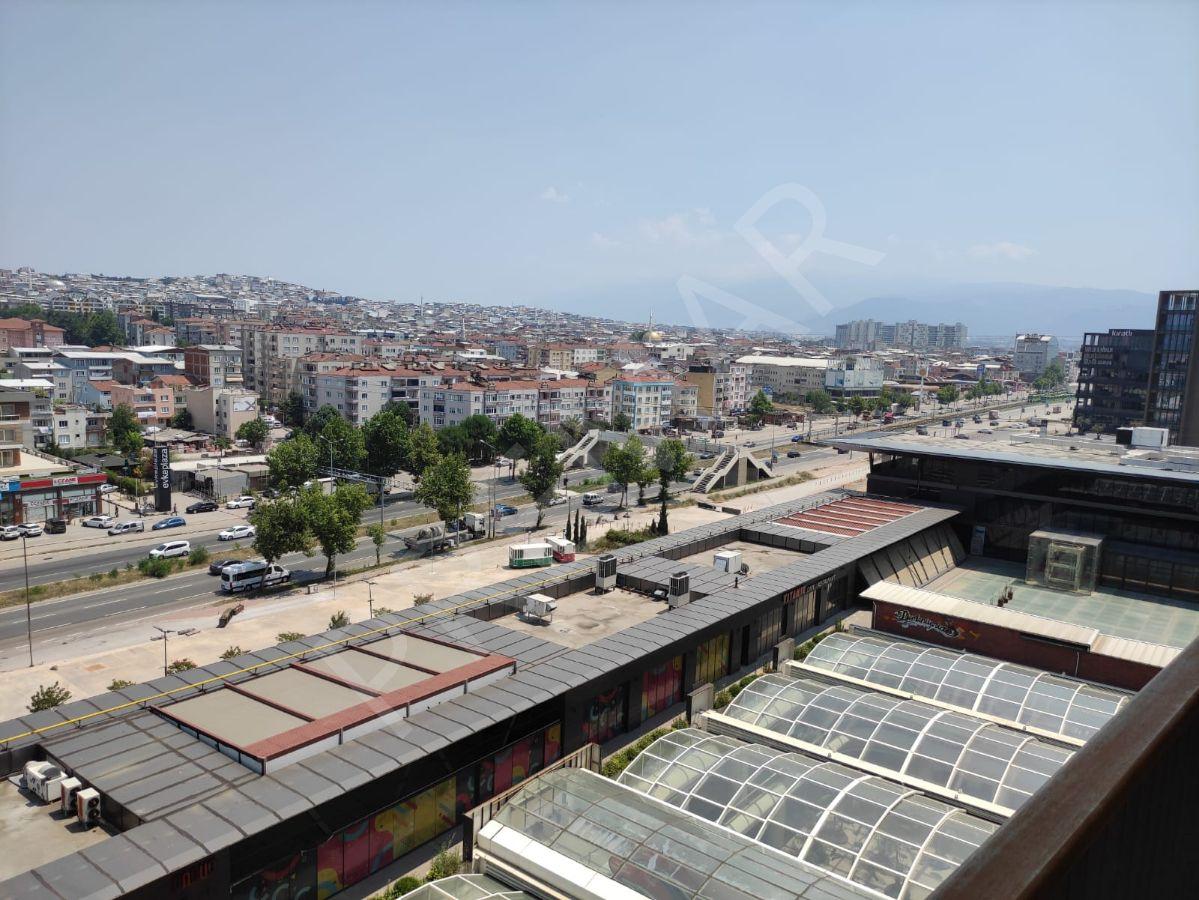 Bursa'nın En Seçkin Sitelerinden Birisinde, Endülüs Park'ta Yüksek Kira Getirili Ön Cephe Satılık 1+1 Residance Daire