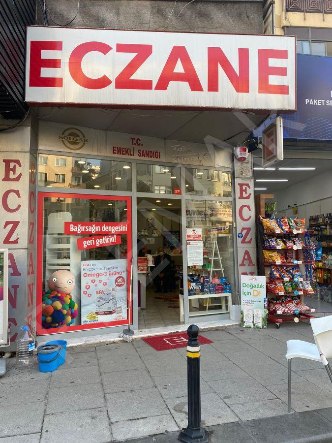 İstanbul Kartalda Devren Kiralık Eczane