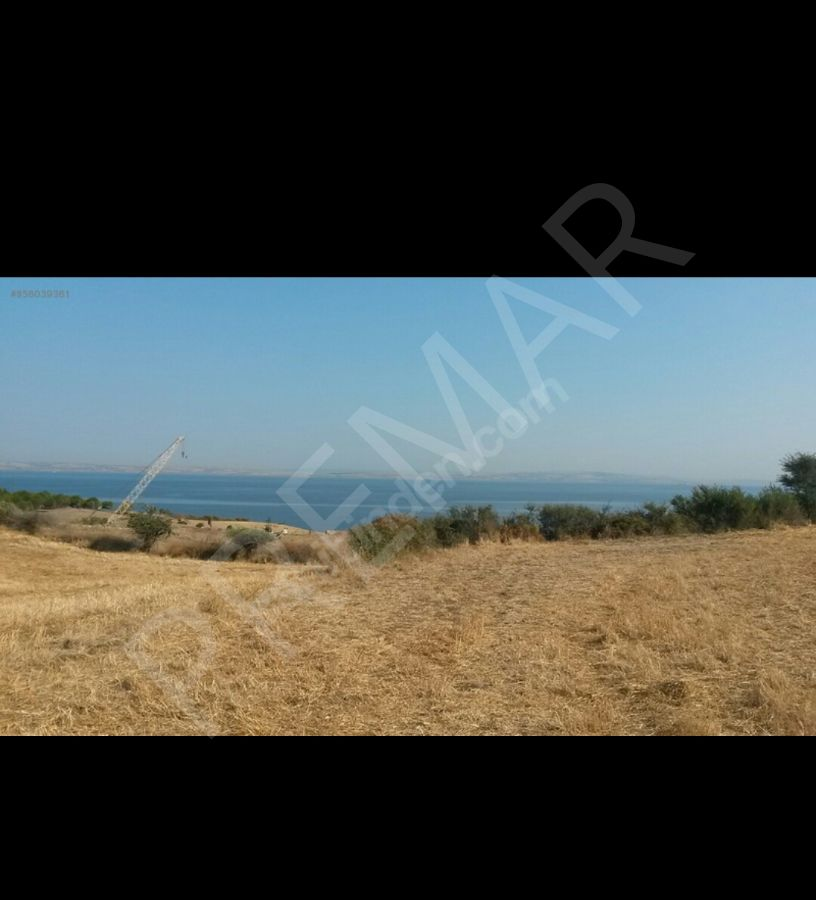 Türkiye'nin İncisi Çanakkale'de Lapseki İlçesinde Denize Yakın Ve Denizi Gören , Hem Güzel Bir Çiftliğiniz ,hem De Bereketli Üretim Alanınız Olsun.