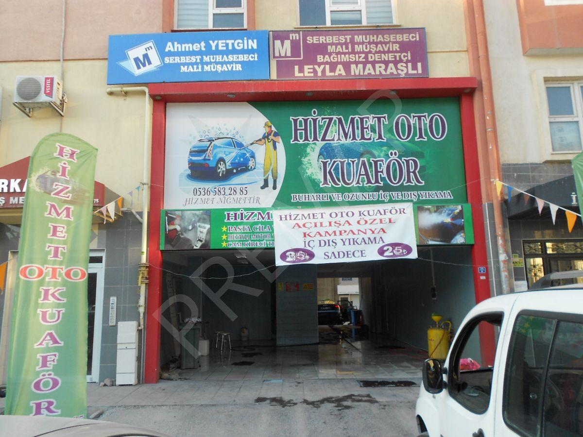 Premardan Sahabiyede Kiracılı 200 M2 Satılık Dükkan...