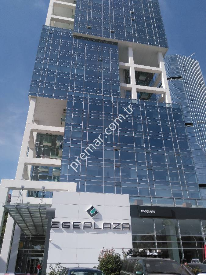 Premar İncesu'dan Ege Plaza'da 7.kat 156 M2 Yapılı & Panoramik Manzaralı