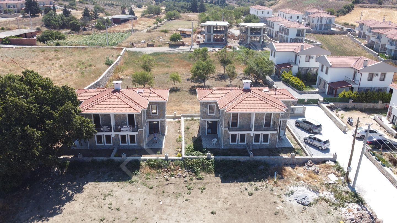 Premar Datça Kızlan Mahallesi'nde 2+1 İkiz Müstakil Villa