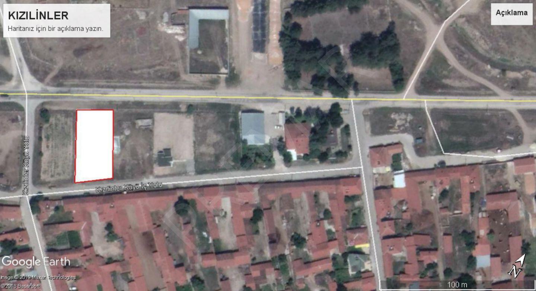 Premar Eskişehir Hikmetdinçbaş Gyd Kızılinler Mahallesinde Satılık Arsa