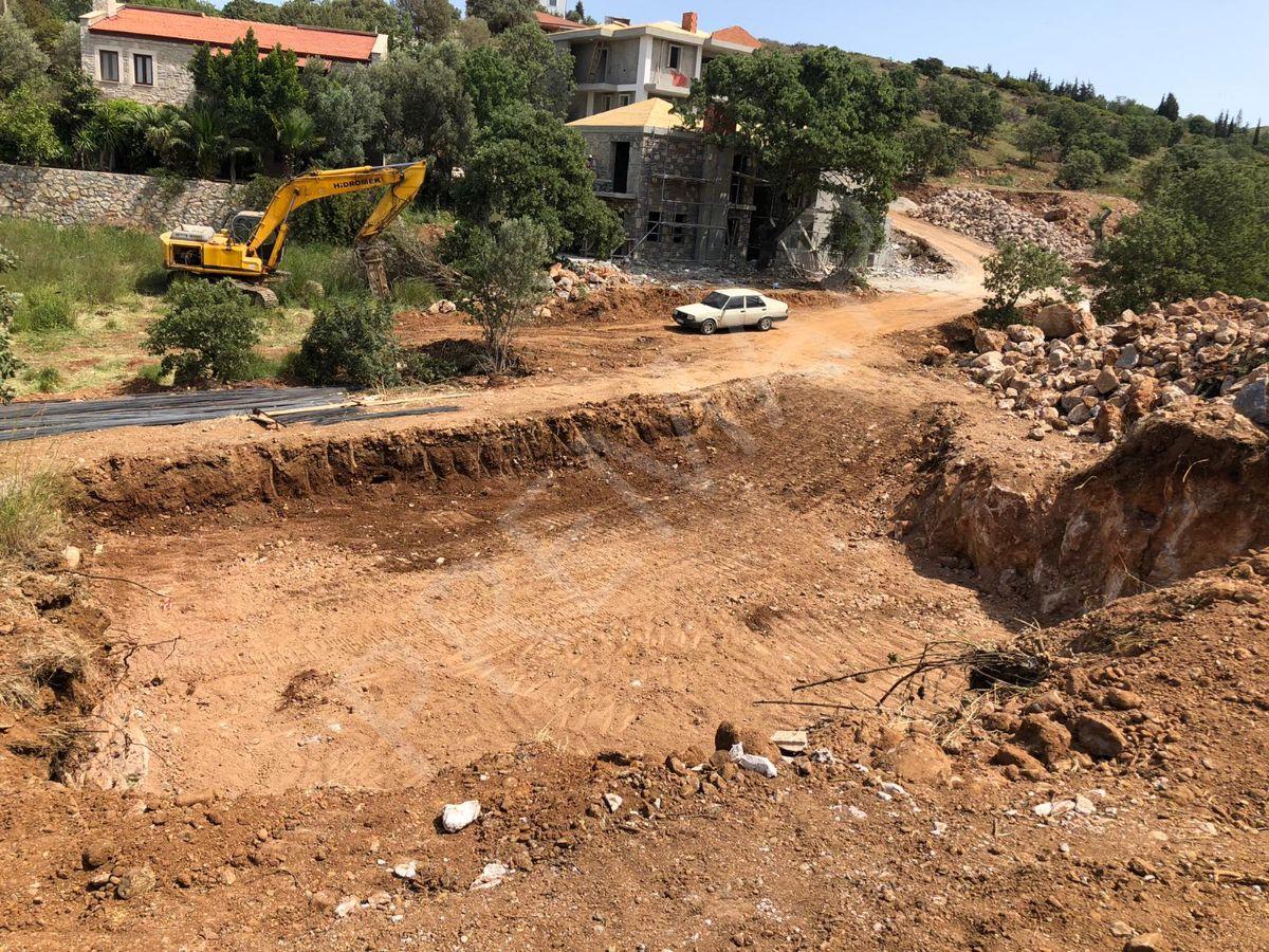 Premar Datça Eski Datça'da 1+1 /2+1 Bahçeli Daireler