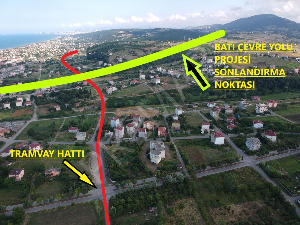 Bahadır Kaan Kesim'den Samsun Atakum'da Satılık 6.600m2 3 Katlı Bina Ve Arsası