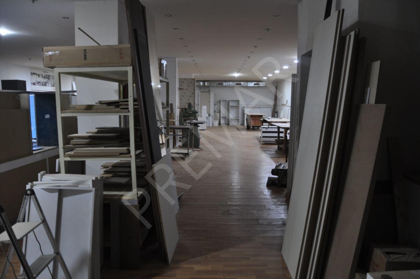 Nilüfer'in En Değerli Noktasında Devren Kiralık Showroom Ve Üretim Alanı