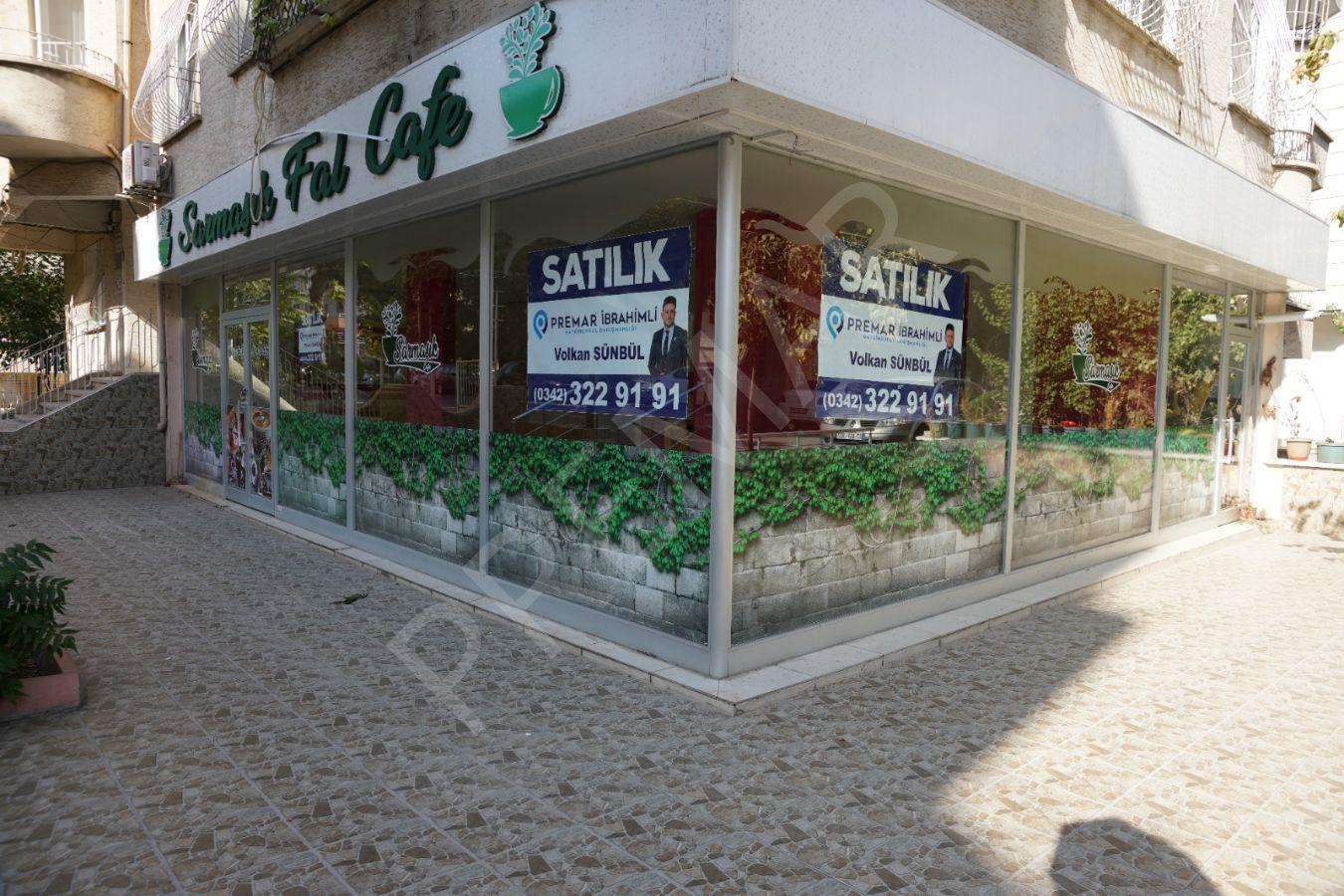 Premar İbrahimli Volkan Sünbül'den Emek'te Satılık İş Yeri