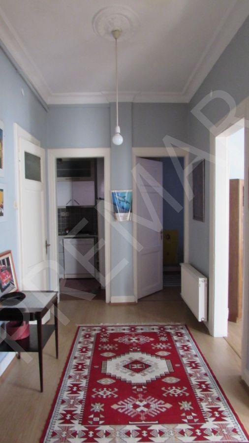 Premar Park'tan Cihangir'de Tarihi Apartmanda 2+1 Kiralık Daire...