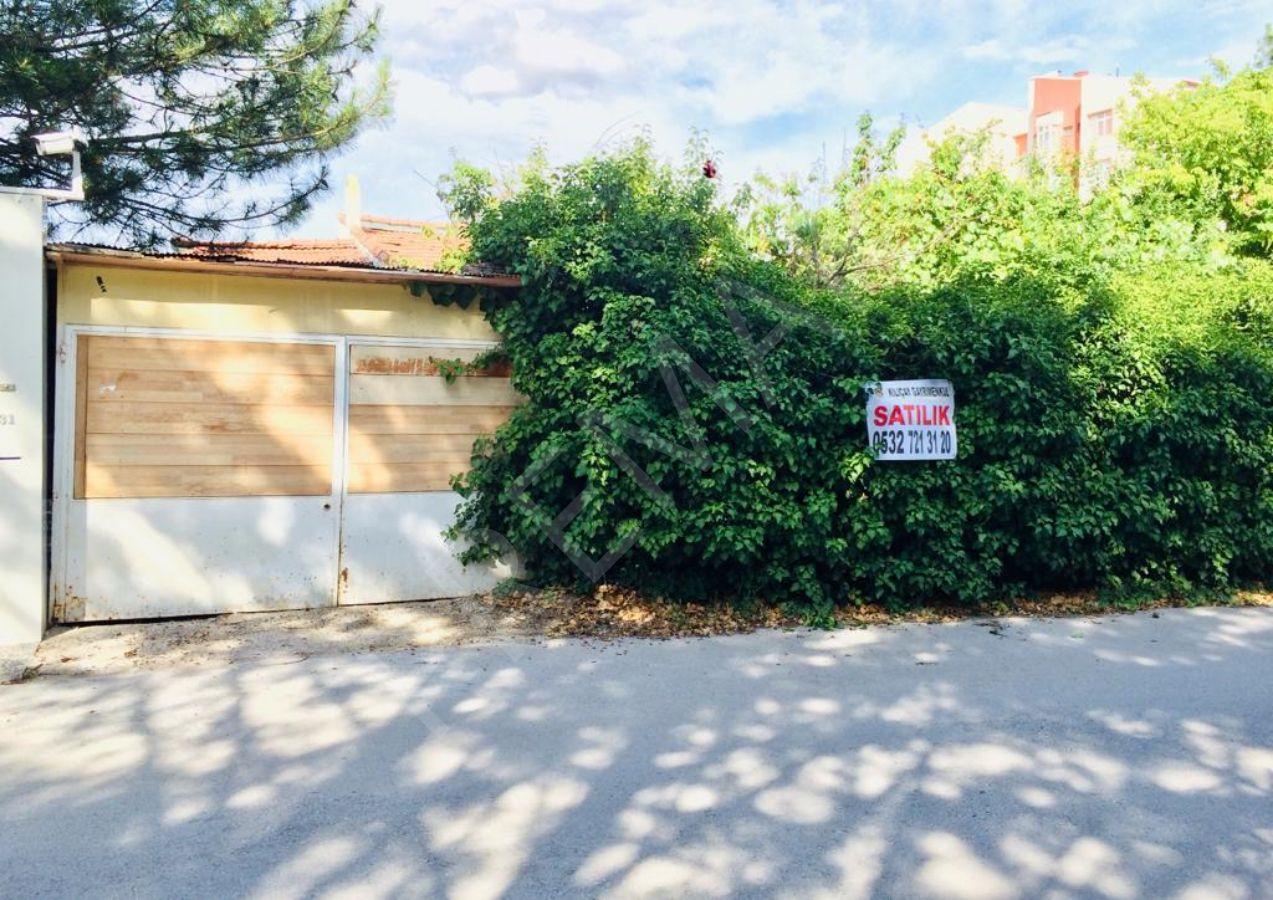 Çiğdem Mahallesi Arsa Payı & Şerefiyesi Yüksek Köşe Başı Villa