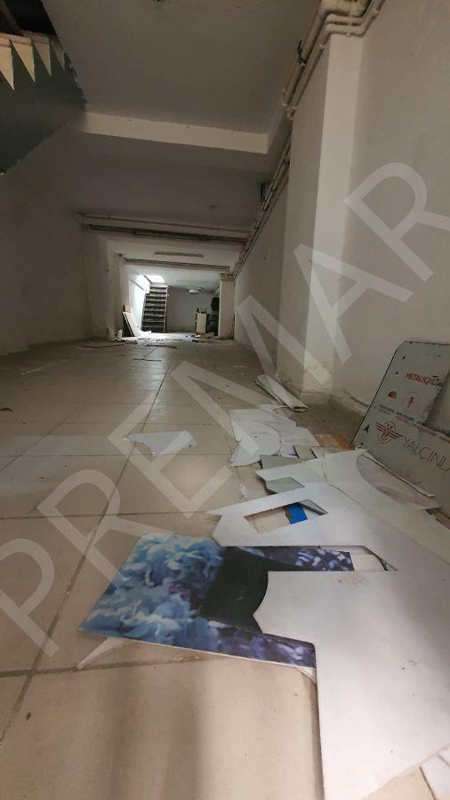 Premar'dan Aziziye Caddesinde Net 350m2 Kulanımlı Alanlı Kiralık Dükkan