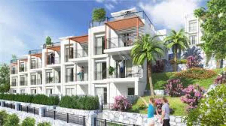 Adabükü'nde Denize Sıfır, Kendi Plajı Olan Satılık Evler