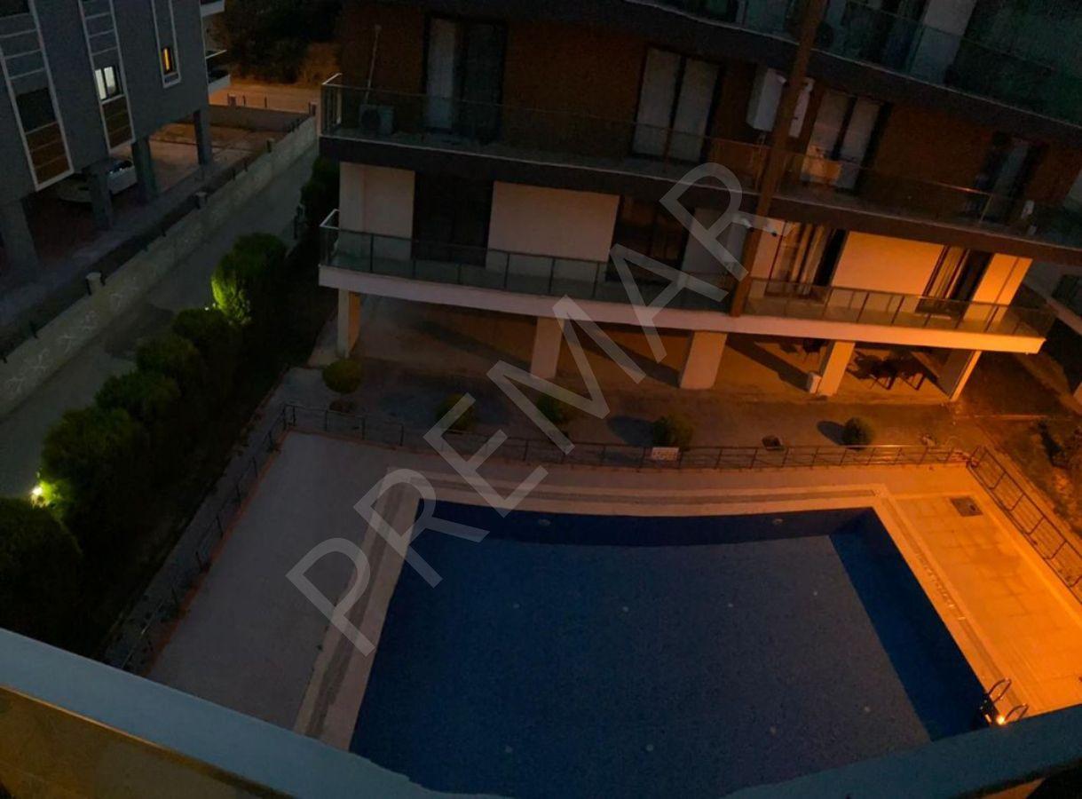 Mimar Sinan Mahallesinde 2+1 Havuzlu Site İçerisinde Daire