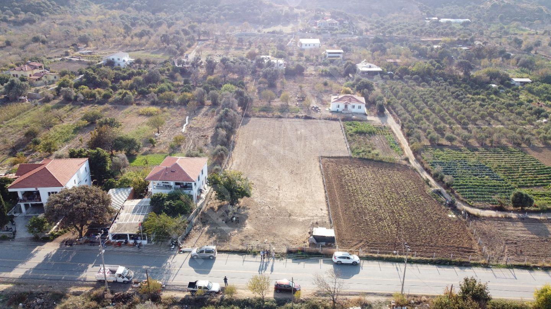 Premar Datça Karaköy'de Anayol Cepheli 2477 M2 Tarla