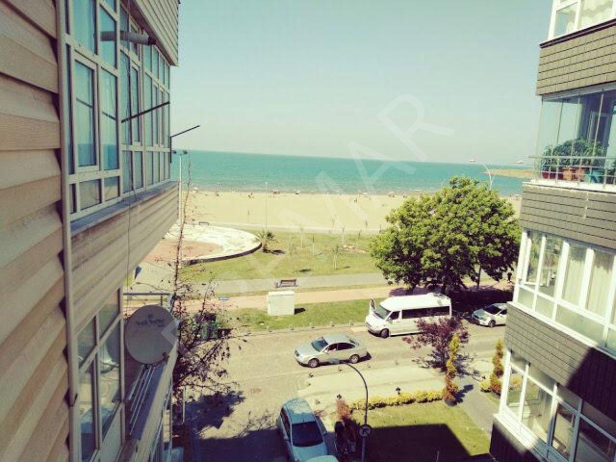 Premar Samsun'dan Denizevlerinde Deniz Manzaralı 3+1 Daire