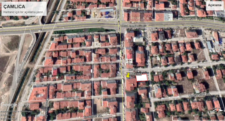 Eskişehir Tepebaşı Çamlıca Mahallesi Satılık Ticari Arsa