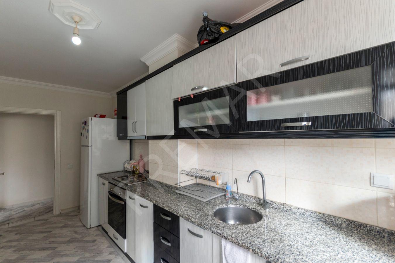 Muratpaşa Yeşildere'de 2+1 Katta Satılık Daire