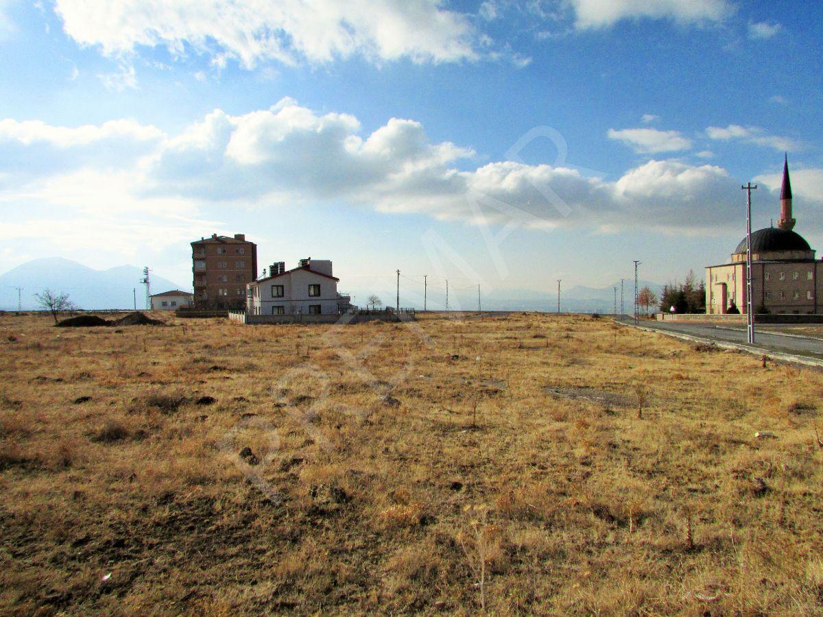 Premardan Mimarsinanda Şehir Manzaralı Satılık Villa Parseli