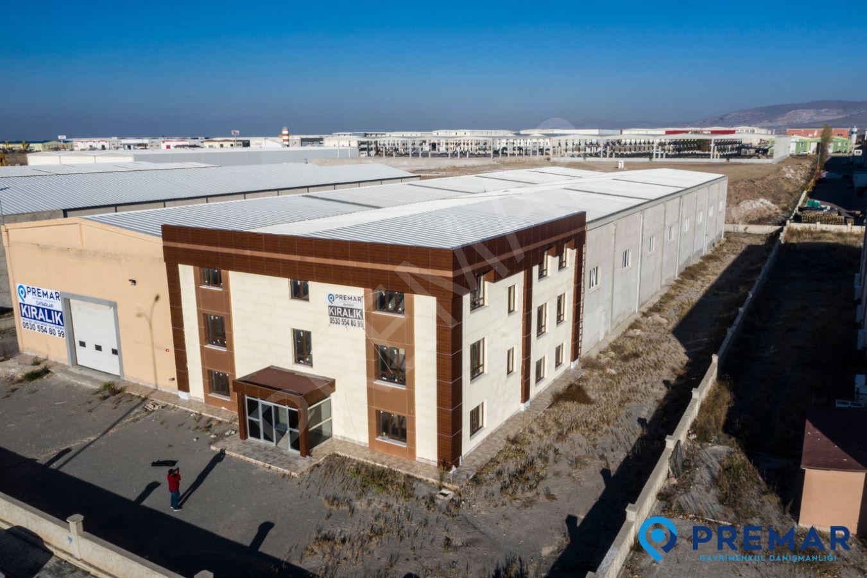 Kayseri Mimarsinan Org.san.bölgesinde 3000 M2 Kapalı Alanlı Kiralık Fabrika