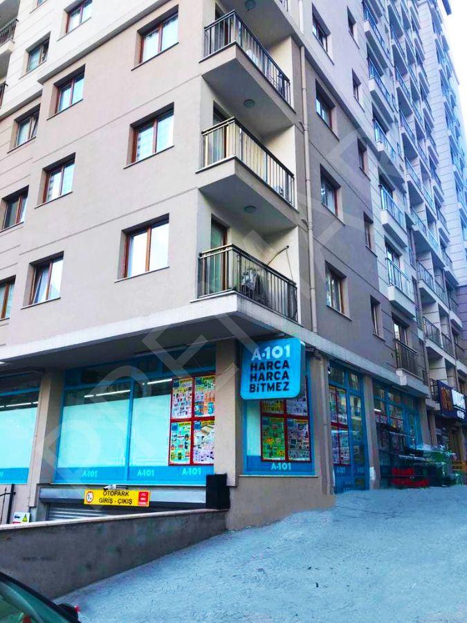 Kağıthane Merkezde Satılık Kurumsal Market Kiracılı 386m2 Dükkan