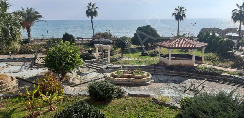 Premar Fa'dan Liparis 4'de Havuz Ve Deniz Manzaralı Eşyalı 2+1 Daire