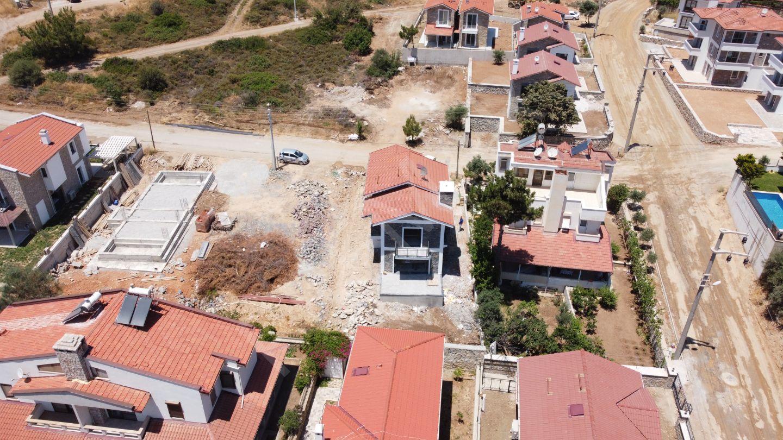 Premar Datça Burgaz'da 3+1 Tam Müstakil Yepyeni Bir Yaşam Alanı