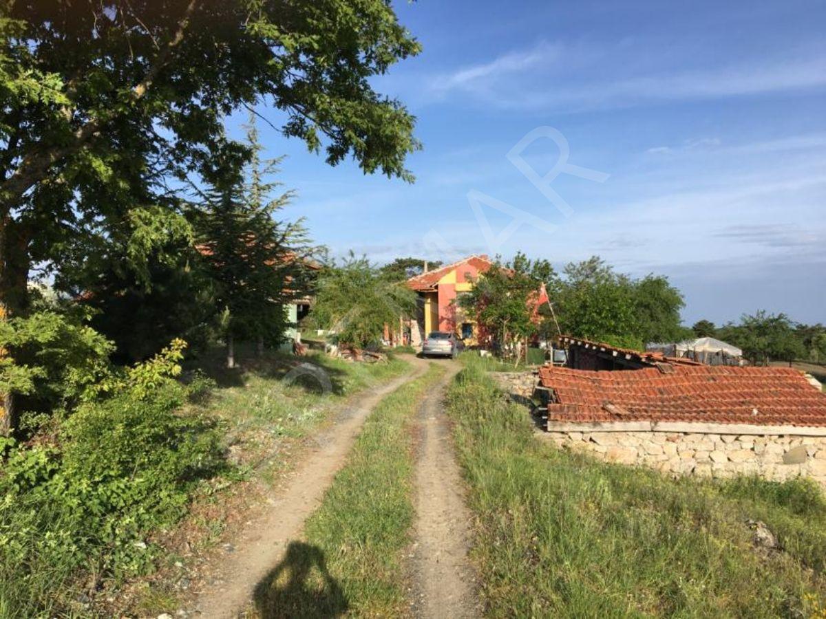 Sarıcakaya Dağküplü Yayla Mahallesinde Satılık Ev Tarla