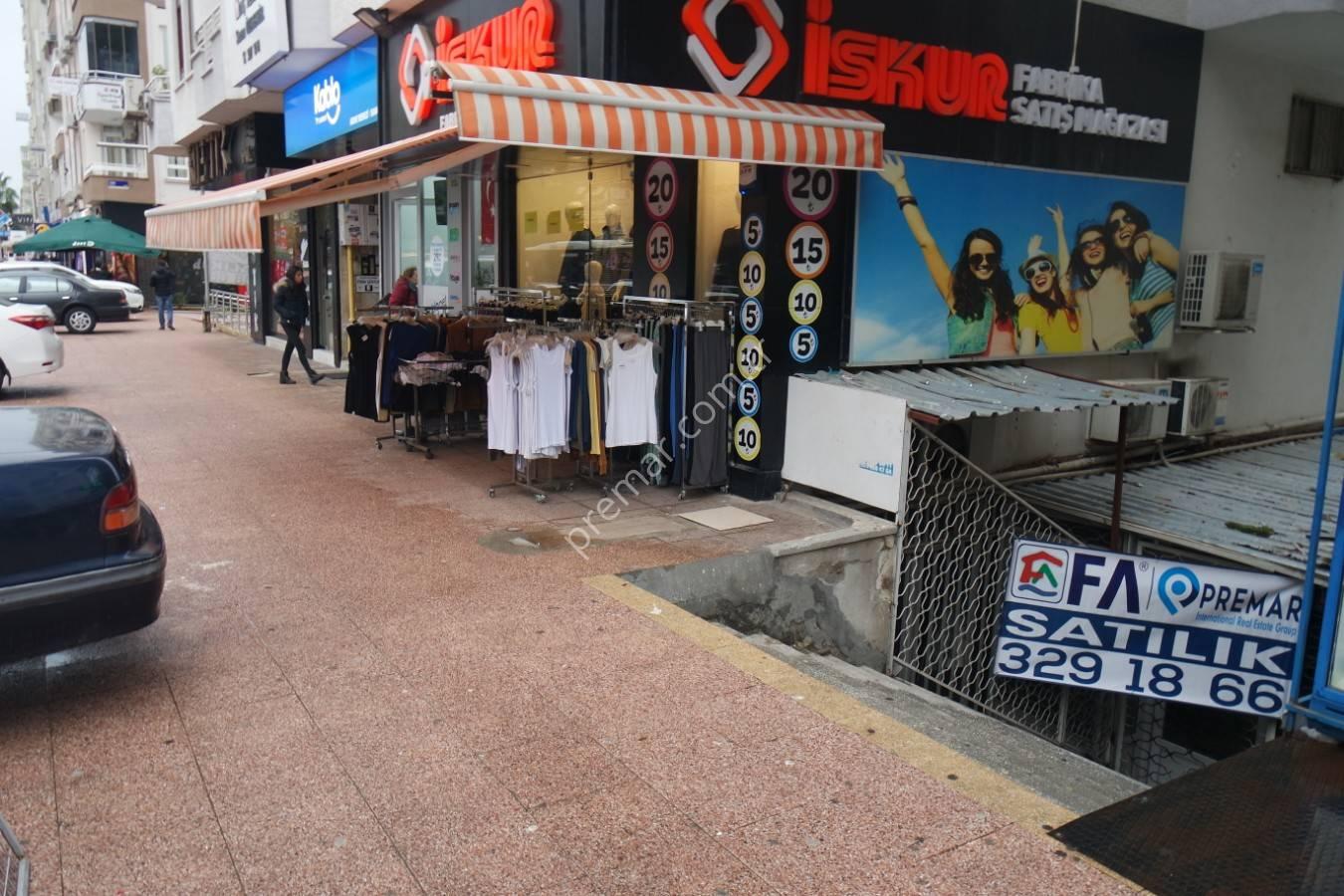 Premar Fa 'dan Satılık İş Yeri