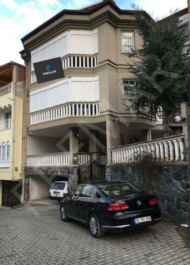 Premar D&b Den Bursa Burgaz Altınkum Da Satılık Villa