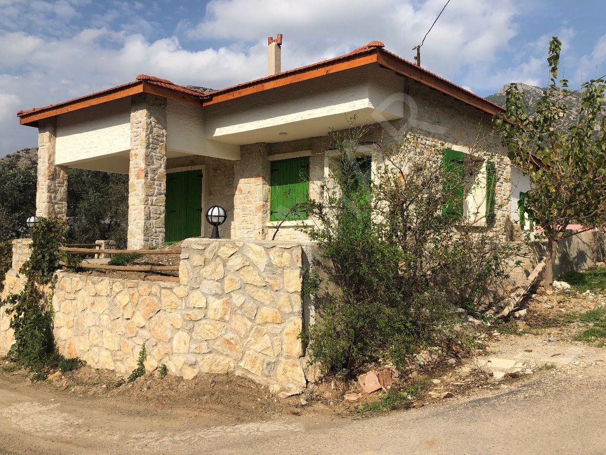 Premar Datça Emecik Mahallesi 4+1 Müstakil Müştemilatlı Ev