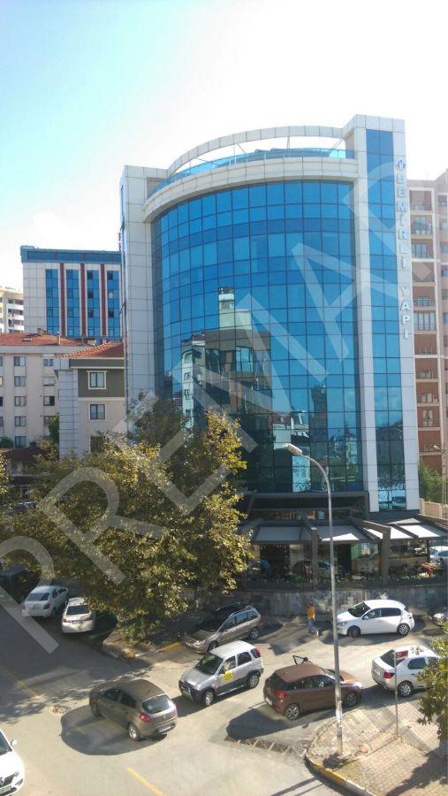 Tek Yetkili***maltepe Atatürk Caddesi Üstünde Plaza Ofis Katı
