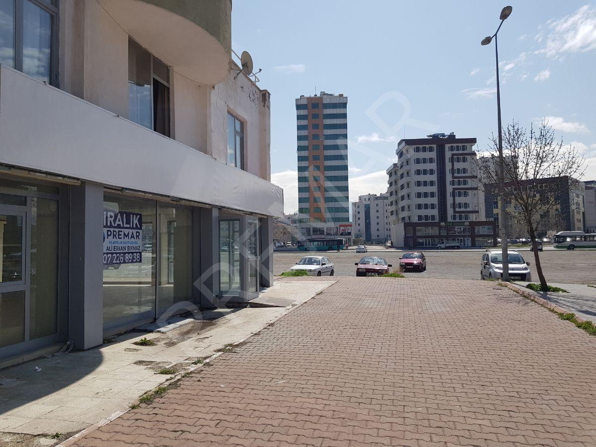 Premar'dan Şehrin Merkezinde 225 M2 Kiralık Dükkan