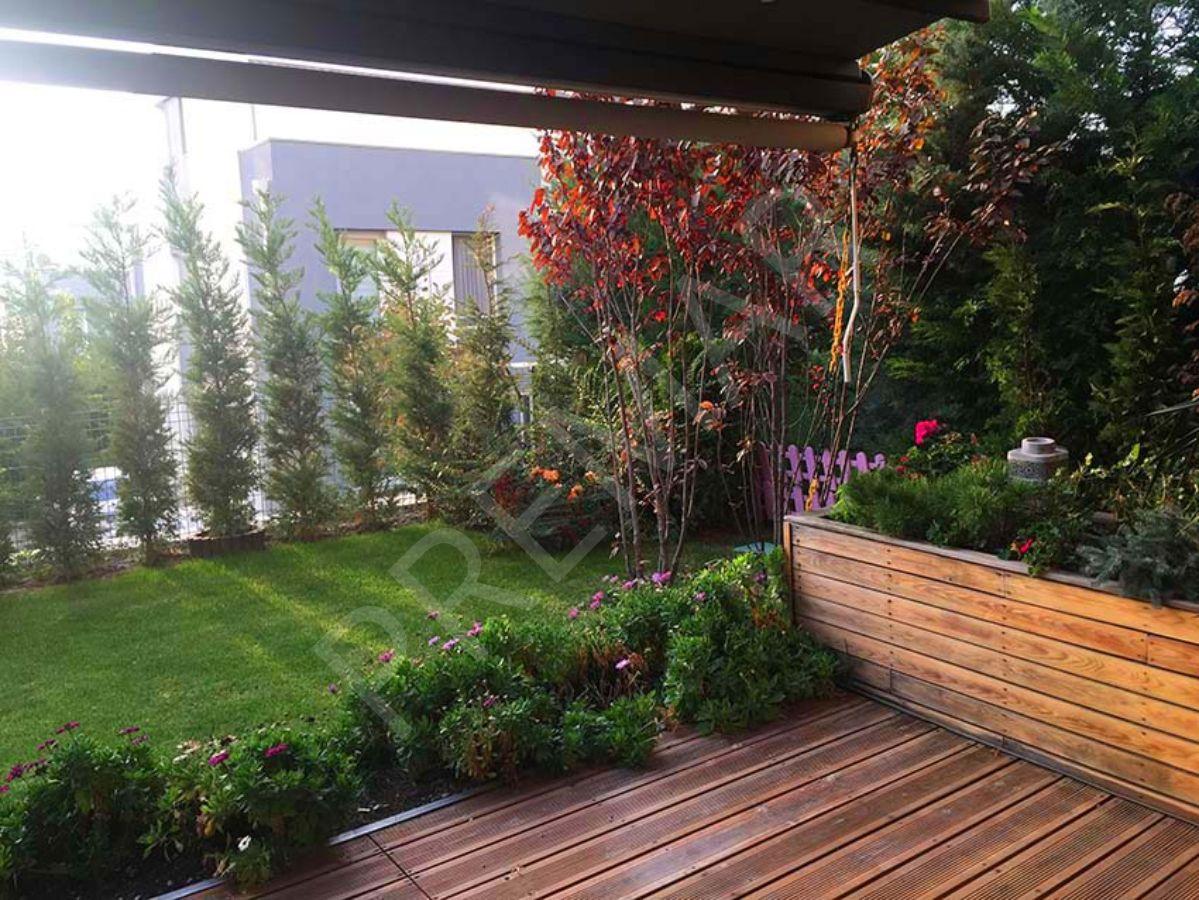 Beytepe Anka Natura'da Kiralık Harika Yapılı Bahçe Dubleksi