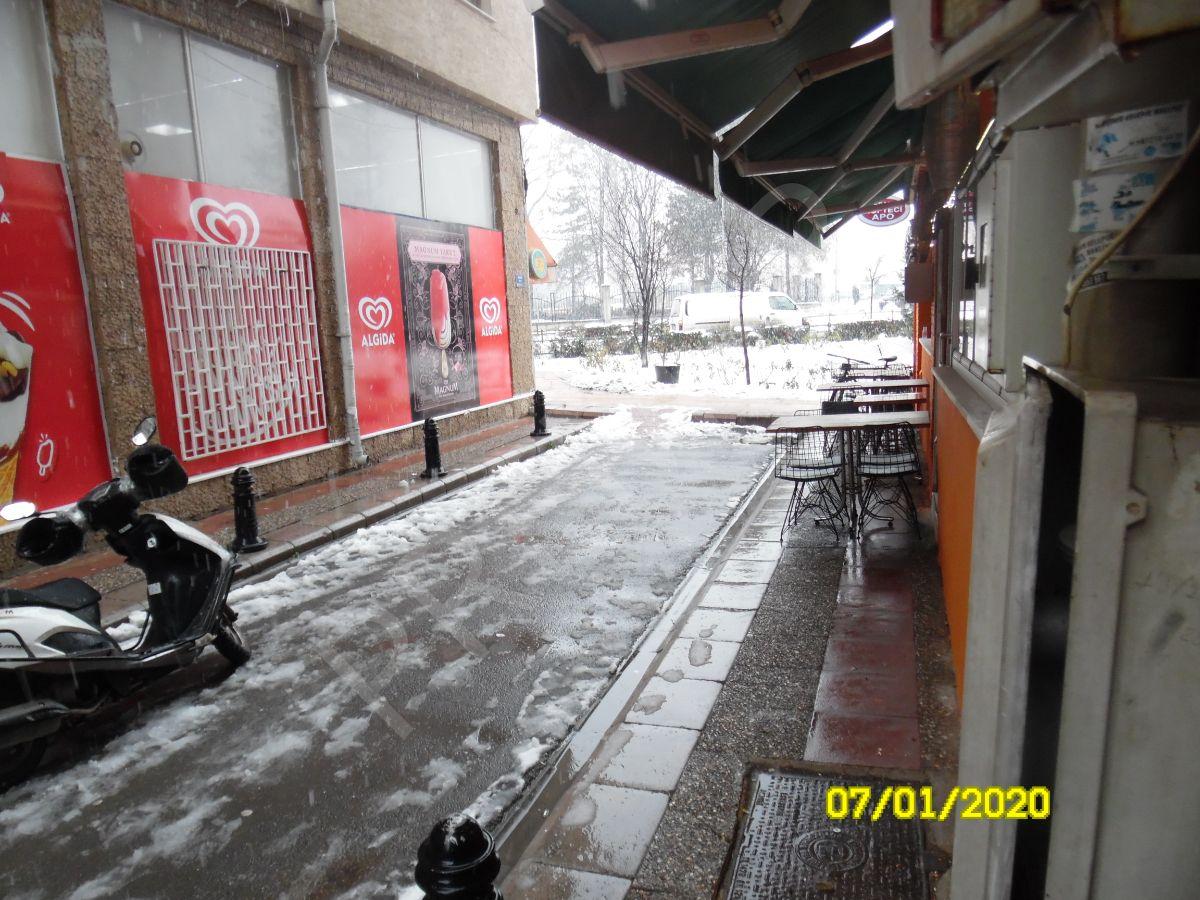 Eskişehir Tepebaşı Hoşnudiye Mahallesi Ulus Meydanında Kiralık 2+1 İşyeri