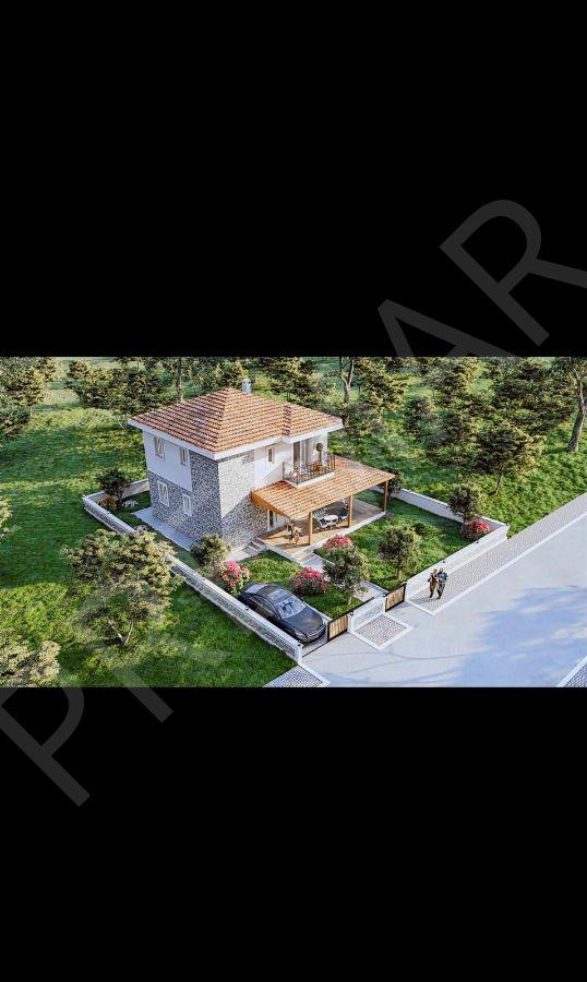 Premar Datça Eski Datça Mahallesinde Tam Müstakil Villa