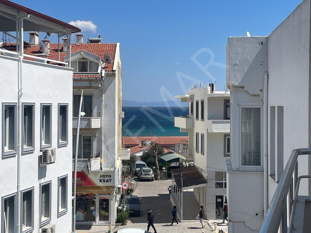 Premar Datça En Merkezi Yerde Deniz Manzaralı 3+1 Daire