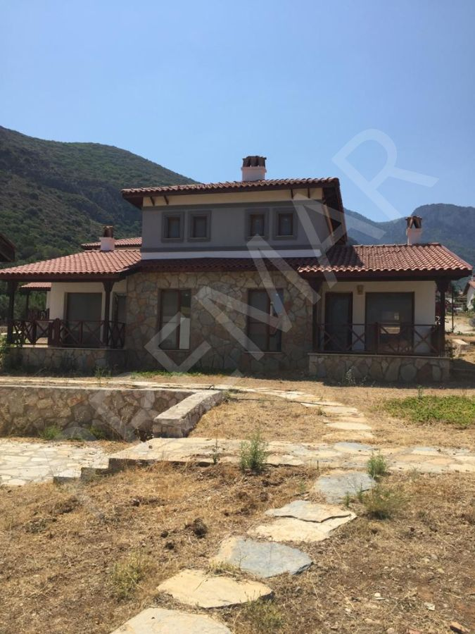 Premar Datça Cumalı Murdala Koyunda 2+1 İkiz Müstakil Evler