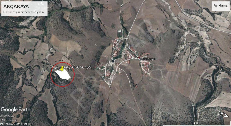 Eskişehir Odunpazarı Akçakaya Mahallesinde Satılık Arsa