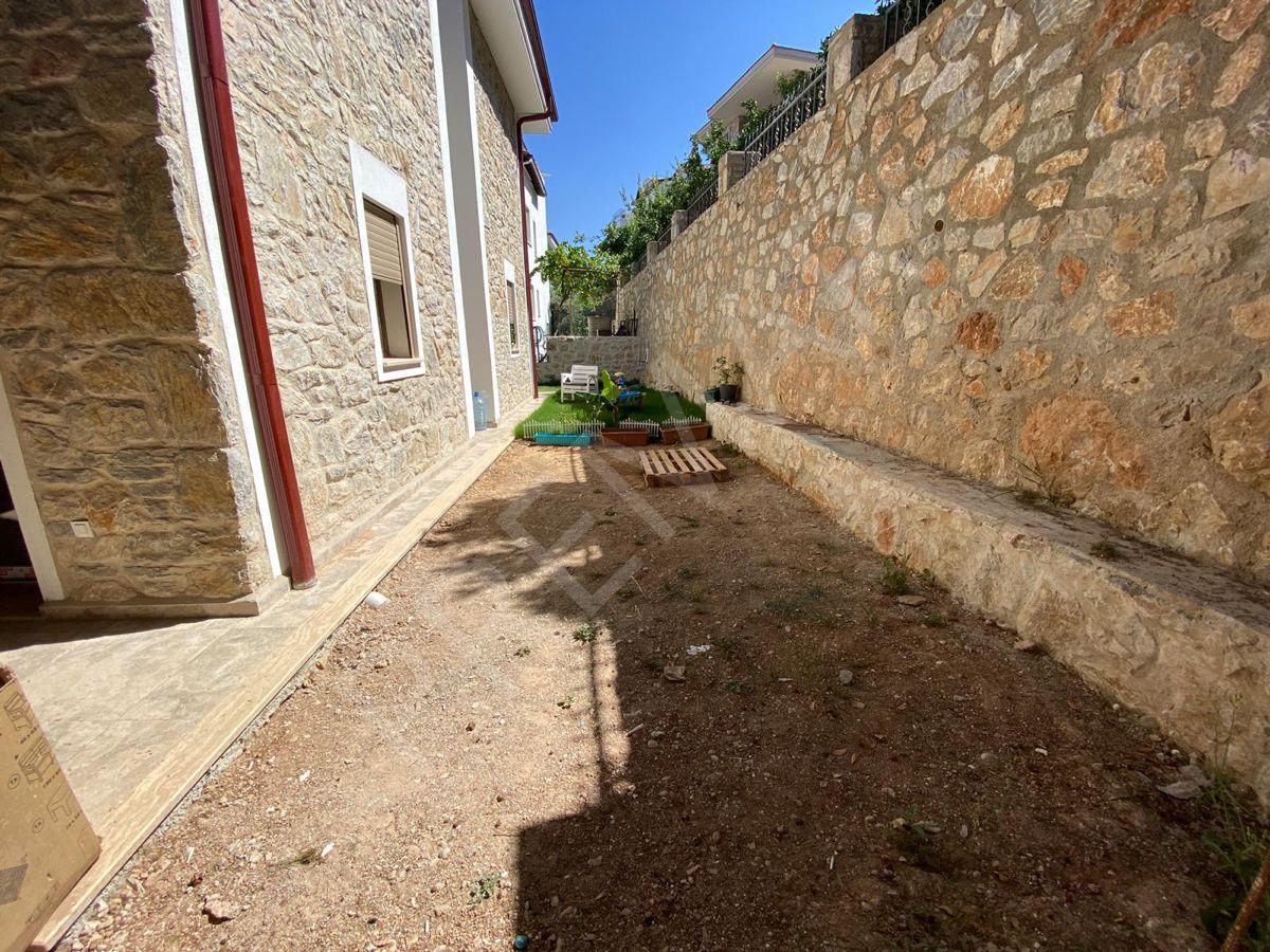 Premar Datça Özbel Mevkiinde 2+1 Bahçeli İkiz Müstakil