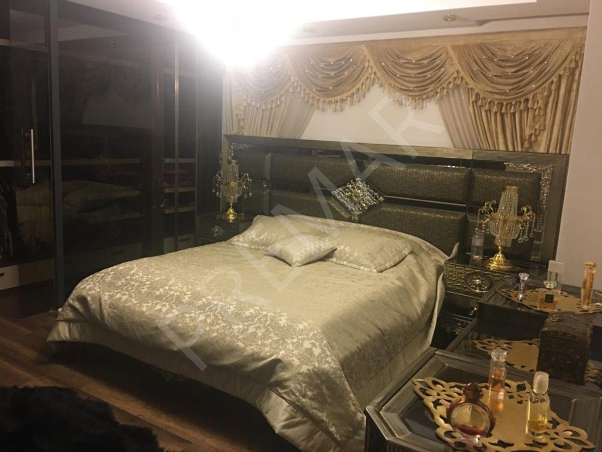 Premar Fa'dan Saray Gibi Lebiderya Süper Süper Eşyalı 5+1 Daire