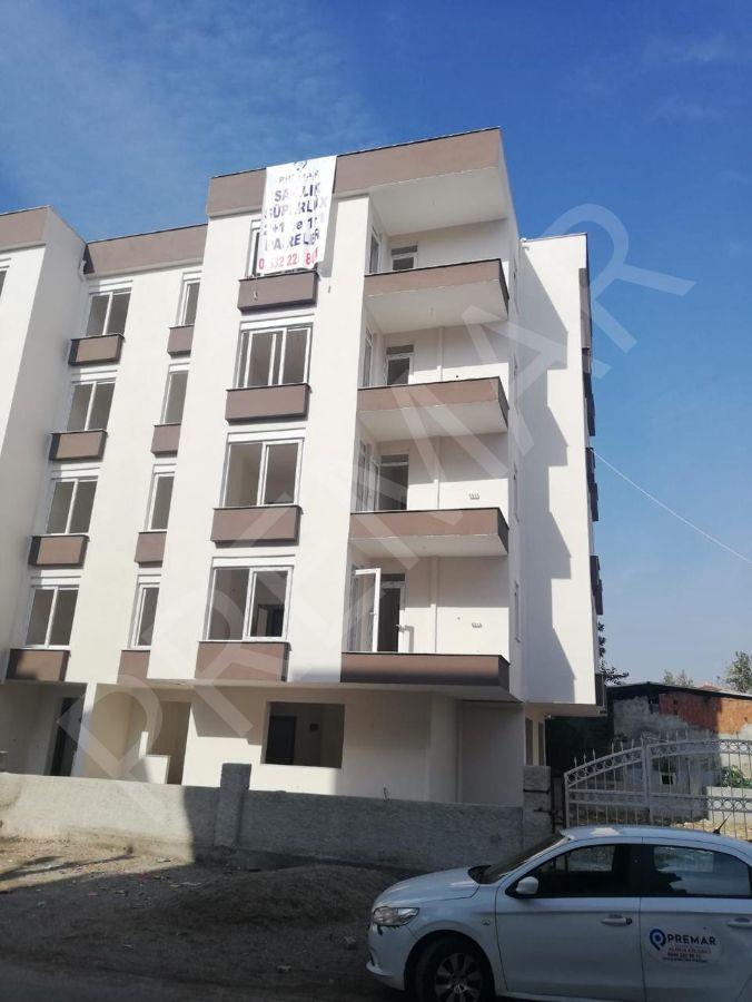 Antalya Merkez Yeni Bina Sıfır 2+1 Lüks Daire