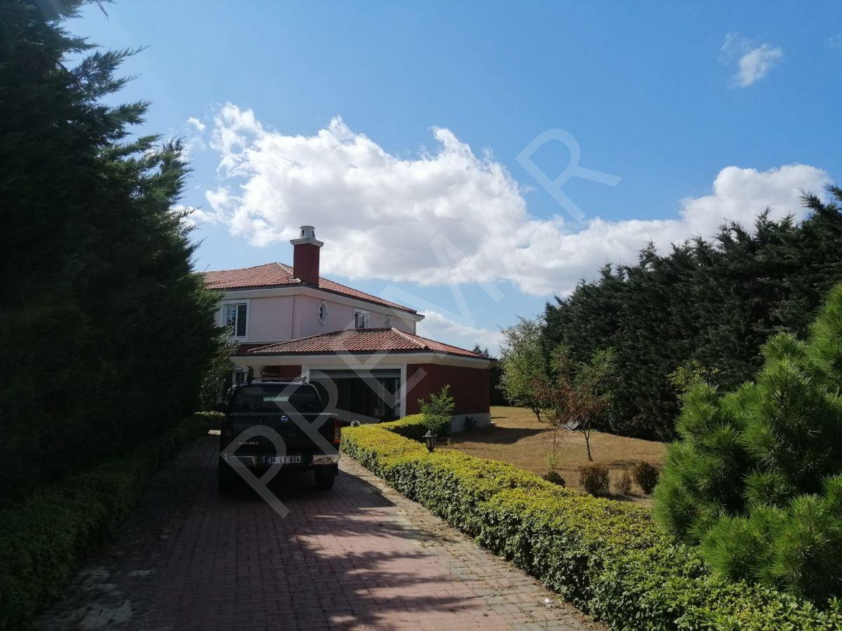 Alkent 2000 Çamlıca'da Magnolia Tipi Satılık Keyifli Villa