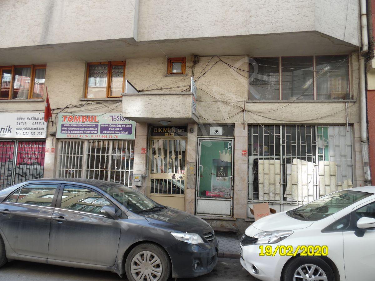 Eskişehir Tepebaşı Cumhuriye Mahallesinde Satılık 2+1 Daire