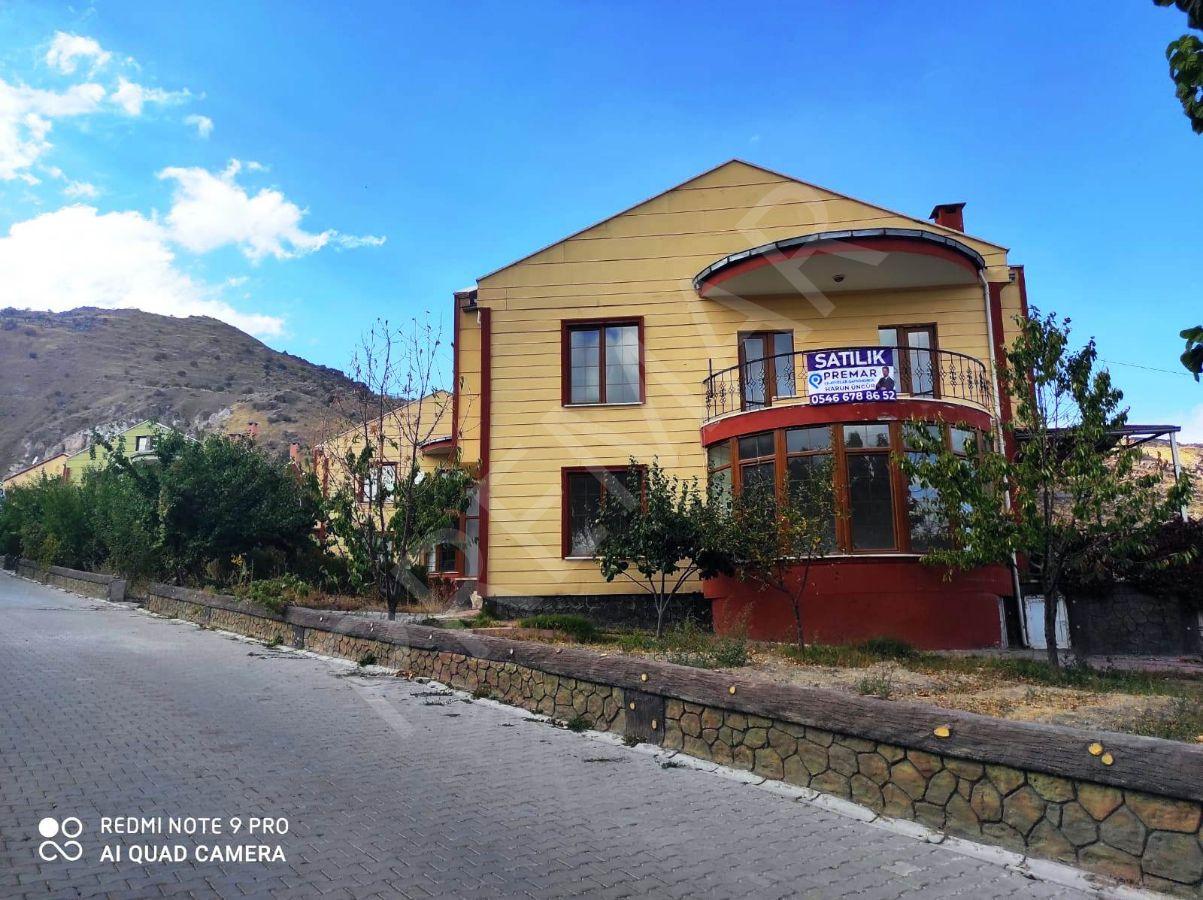 Premar Dan Altınolukta Erciyes Ve Şehir Manzaralı Site İçerisinde Satılık Daire
