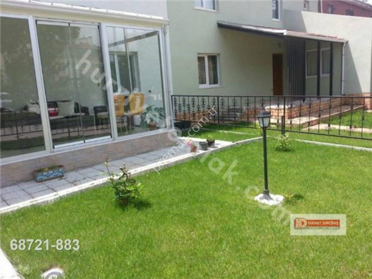 Eskişehir Odunpazarı Üniversite Evlerinde Satılık Dubleks Villa