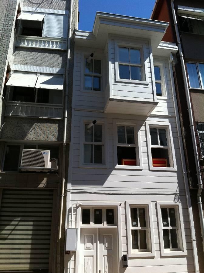 Beşiktaş Cihannuma'da Kiracılı Bina