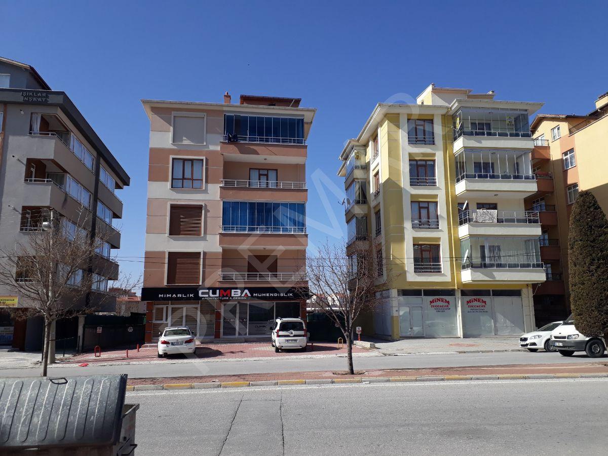 Özalkent Te Cadde Üstü, Ful Eşyalı Ve Bakımlı 3+1 Satılık Daire