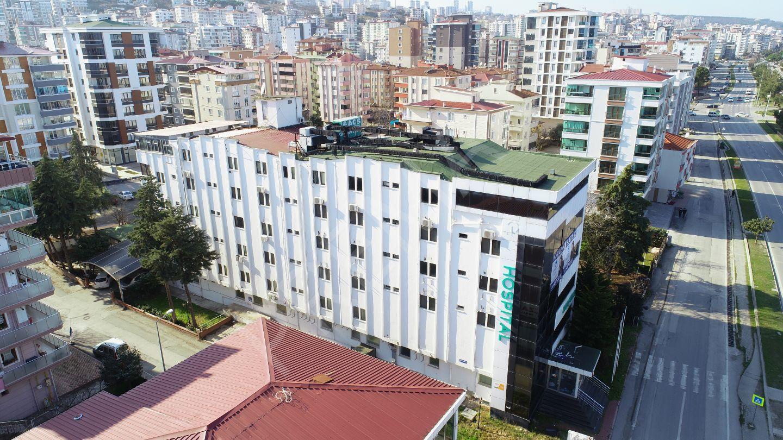Premar Gayrimenkul'den Banu Hatıpoglu'ndan Komple Kiralık Bina