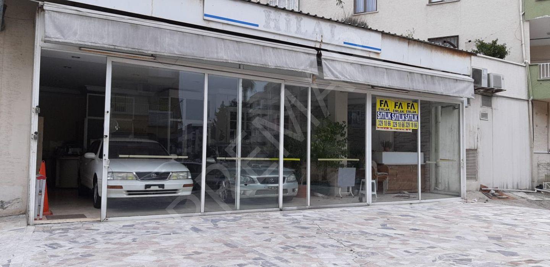 Premar Fa'dan Palmiye Mah. Satılık Dükkan